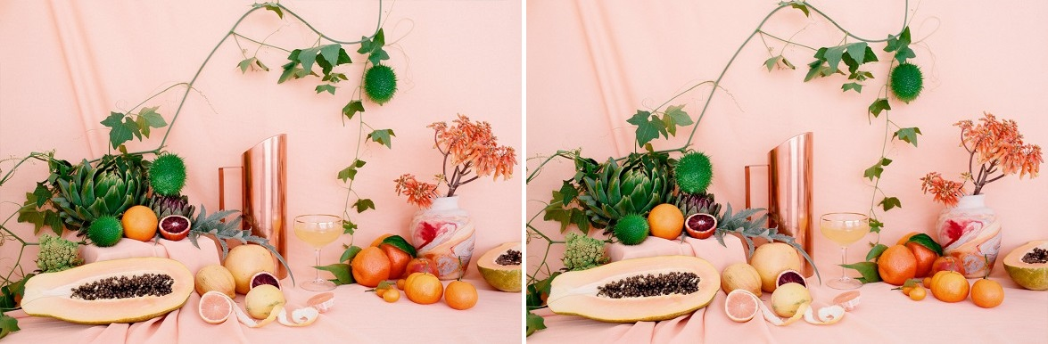 still-life styling and visual merchandising for spring inspiration