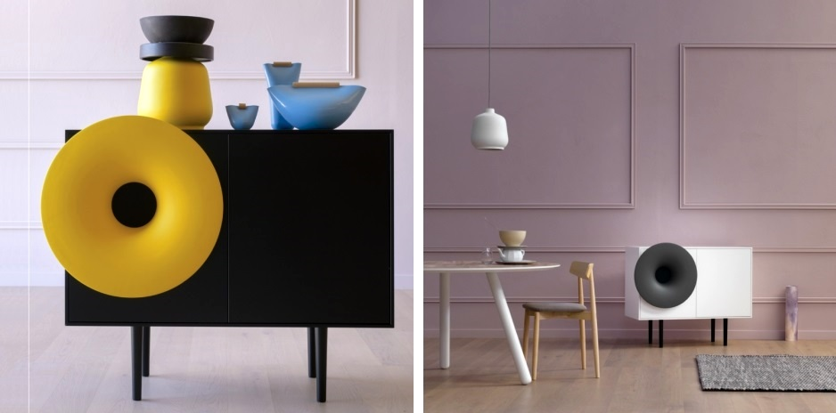 "The ""Caruso Cabinet"" by Paolo Cappello"