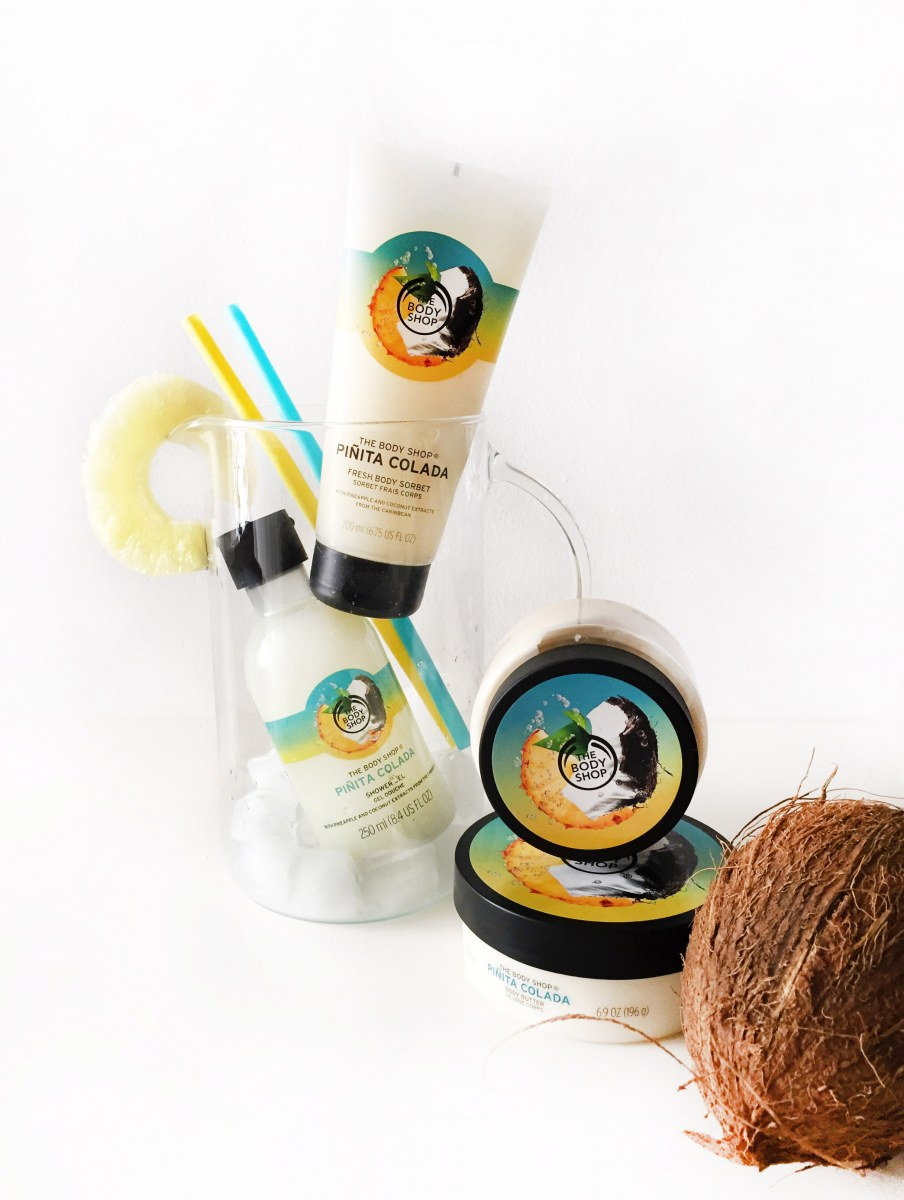 The Body Shop-Pinita Colada