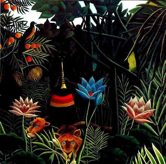 henri-rousseau-as-an-inspiration-for-a-spring-window-display-2017