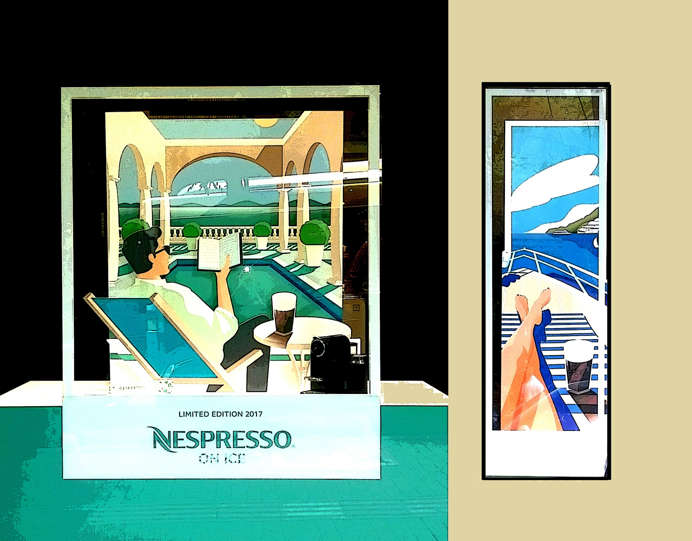 Nespresso-athens-window-display
